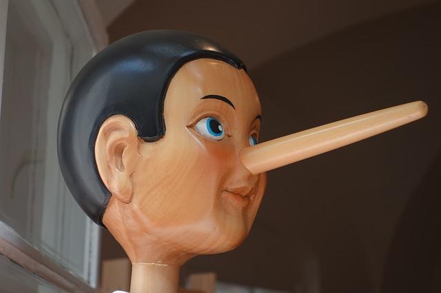 Bugie come poter scoprire se una persona ci sta mentendo Psicologo Napoli